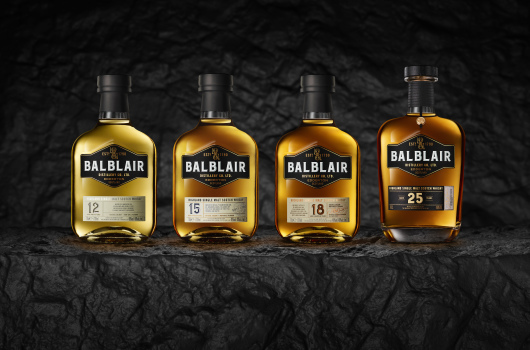 The Balblair Collection Balblair Whisky