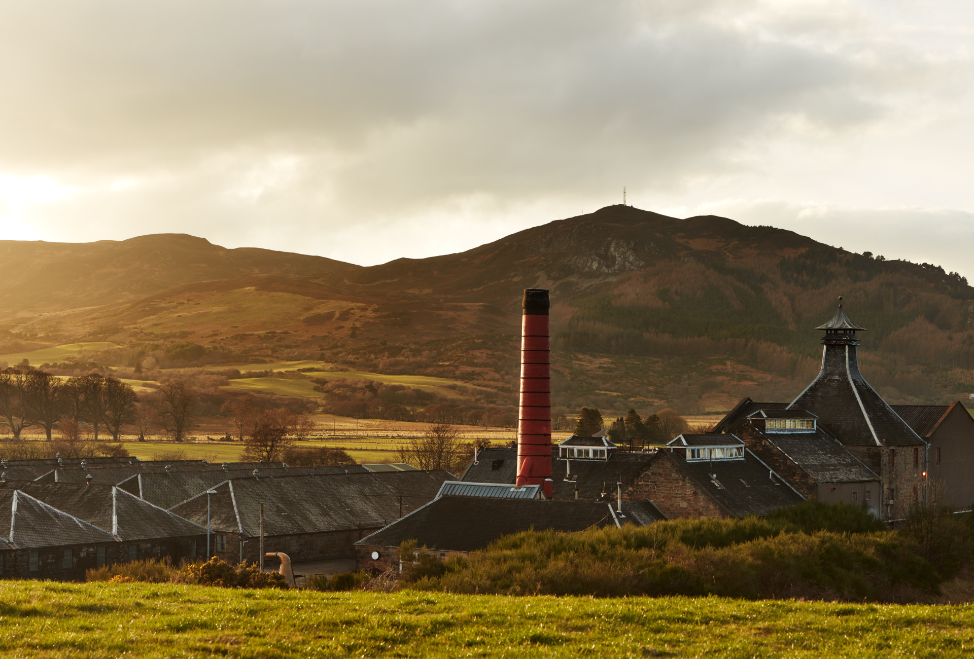 Balblair Distillery - tucked away in the ancient heart of the Highlands, you'll find the Balblair distillery.
