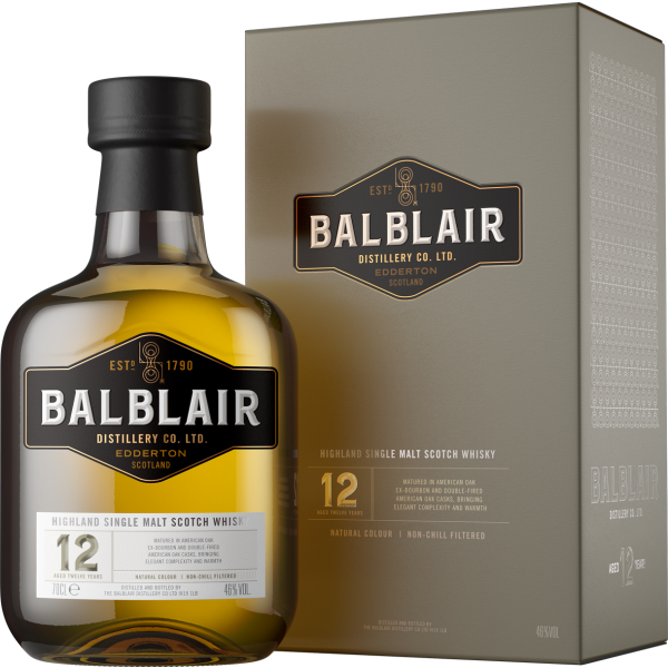 Balblair 12 Year Old The Balblair Collection