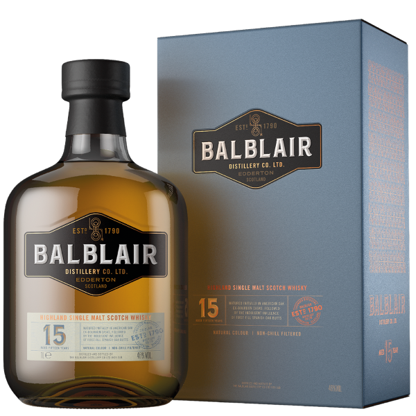 Balblair 15 Year Old The Travel Collection Copy